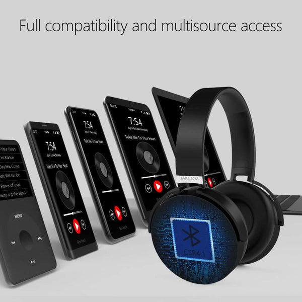 Smart Bluetooth Headphone Consumer Electronics / Portable Audio & Video / Earphones & Headphones - shop in usa - canada - UK - Spain - France - Germany - Netherlands - Sweden -