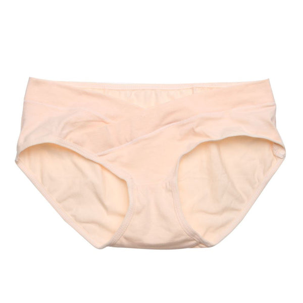 Soft Cotton Belly Support Panties for Pregnant Women Women's Clothing / Underwears / Panties - shop in usa - canada - UK - Spain - France - Germany - Netherlands - Sweden - Skin XXL