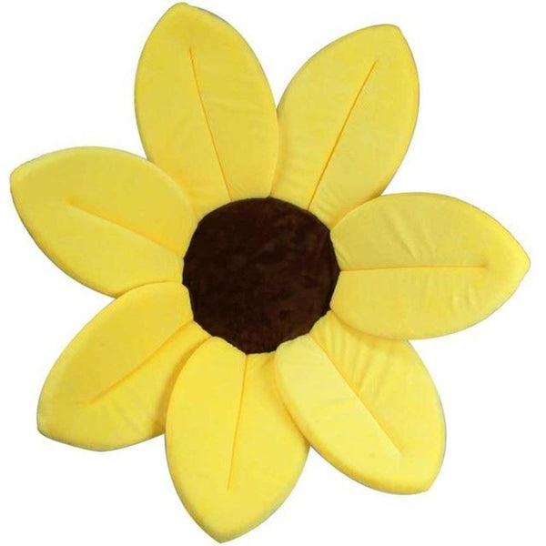 Sun Flower for Baby's Bath Toys, Kids & Baby/Toys & Hobbies/Stuffed & Plush Animals - shop in usa - canada - UK - Spain - France - Germany - Netherlands - Sweden - Yellow