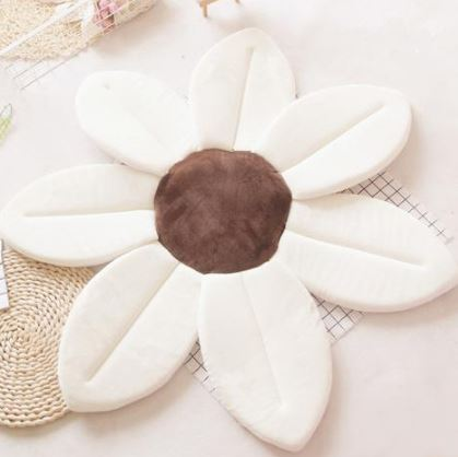 Sun Flower for Baby's Bath Toys, Kids & Baby/Toys & Hobbies/Stuffed & Plush Animals - shop in usa - canada - UK - Spain - France - Germany - Netherlands - Sweden - White
