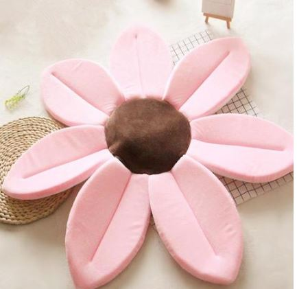 Sun Flower for Baby's Bath Toys, Kids & Baby/Toys & Hobbies/Stuffed & Plush Animals - shop in usa - canada - UK - Spain - France - Germany - Netherlands - Sweden - Pink