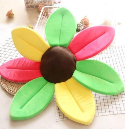 Sun Flower for Baby's Bath Toys, Kids & Baby/Toys & Hobbies/Stuffed & Plush Animals - shop in usa - canada - UK - Spain - France - Germany - Netherlands - Sweden - Mixed color 2