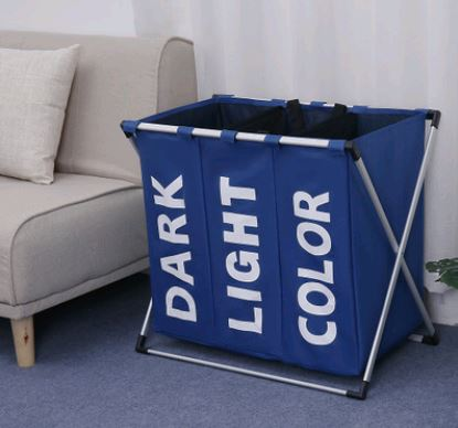 THREE GRID BASKET STORAGE BAG Others - shop in usa - canada - UK - Spain - France - Germany - Netherlands - Sweden -