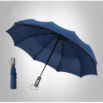 Windproof Travel Umbrella Others - shop in usa - canada - UK - Spain - France - Germany - Netherlands - Sweden - Navy Blue