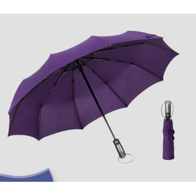 Windproof Travel Umbrella Others - shop in usa - canada - UK - Spain - France - Germany - Netherlands - Sweden - Purple