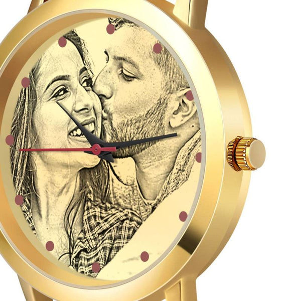 Women's Photo Engraved Accessories - Watches - shop in usa - canada - UK - Spain - France - Germany - Netherlands - Sweden -
