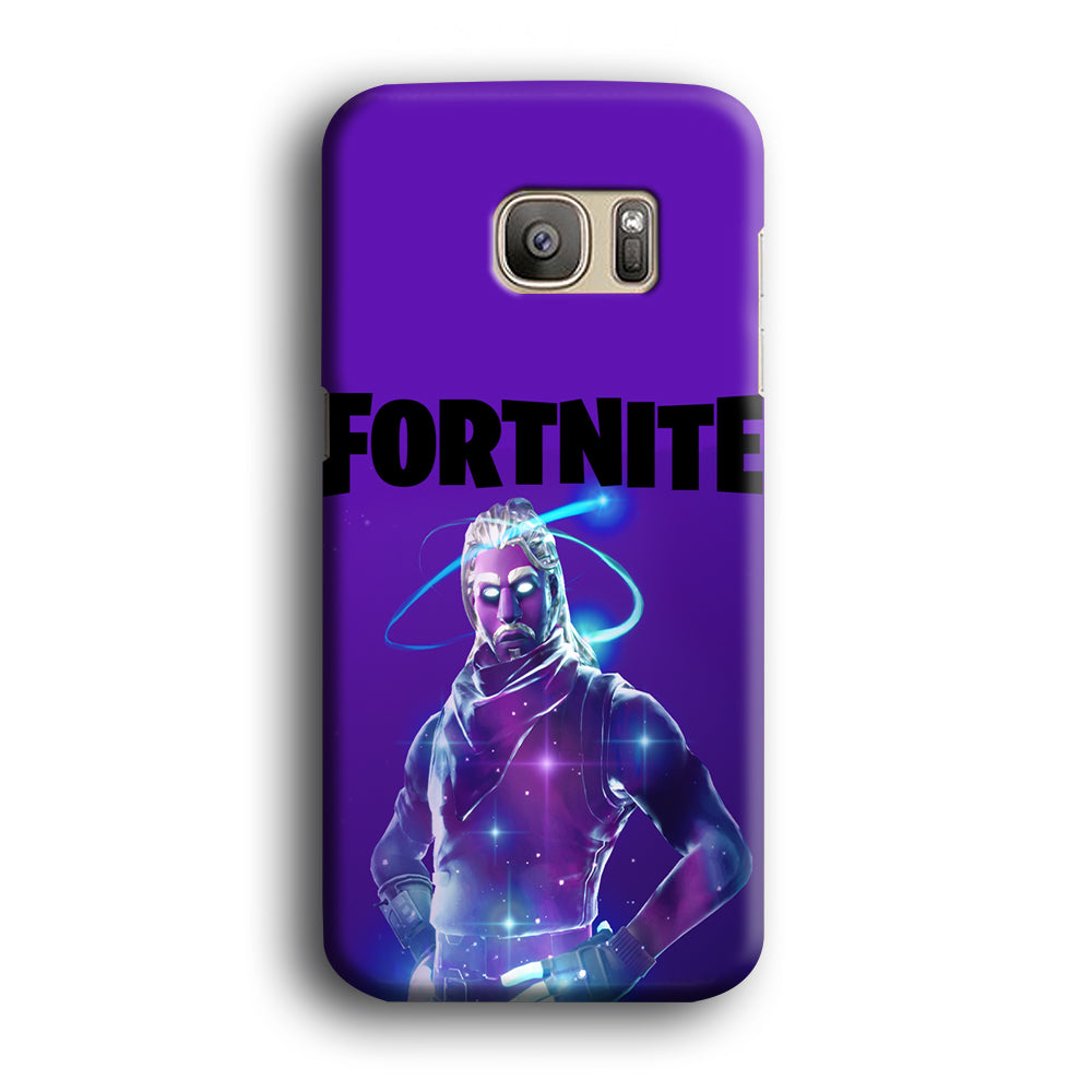 Fortnite Galaxy Skin Wallpaper Samsung Galaxy S7 Edge 3d Case Myltastore