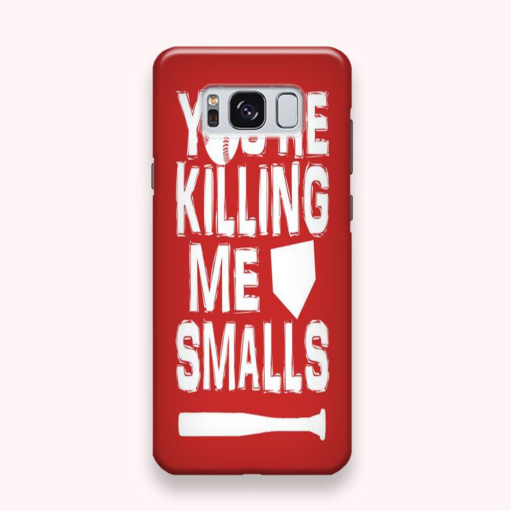 Wallpaper Red Small Quote Samsung Galaxy S8 Plus 3d Case Myltastore