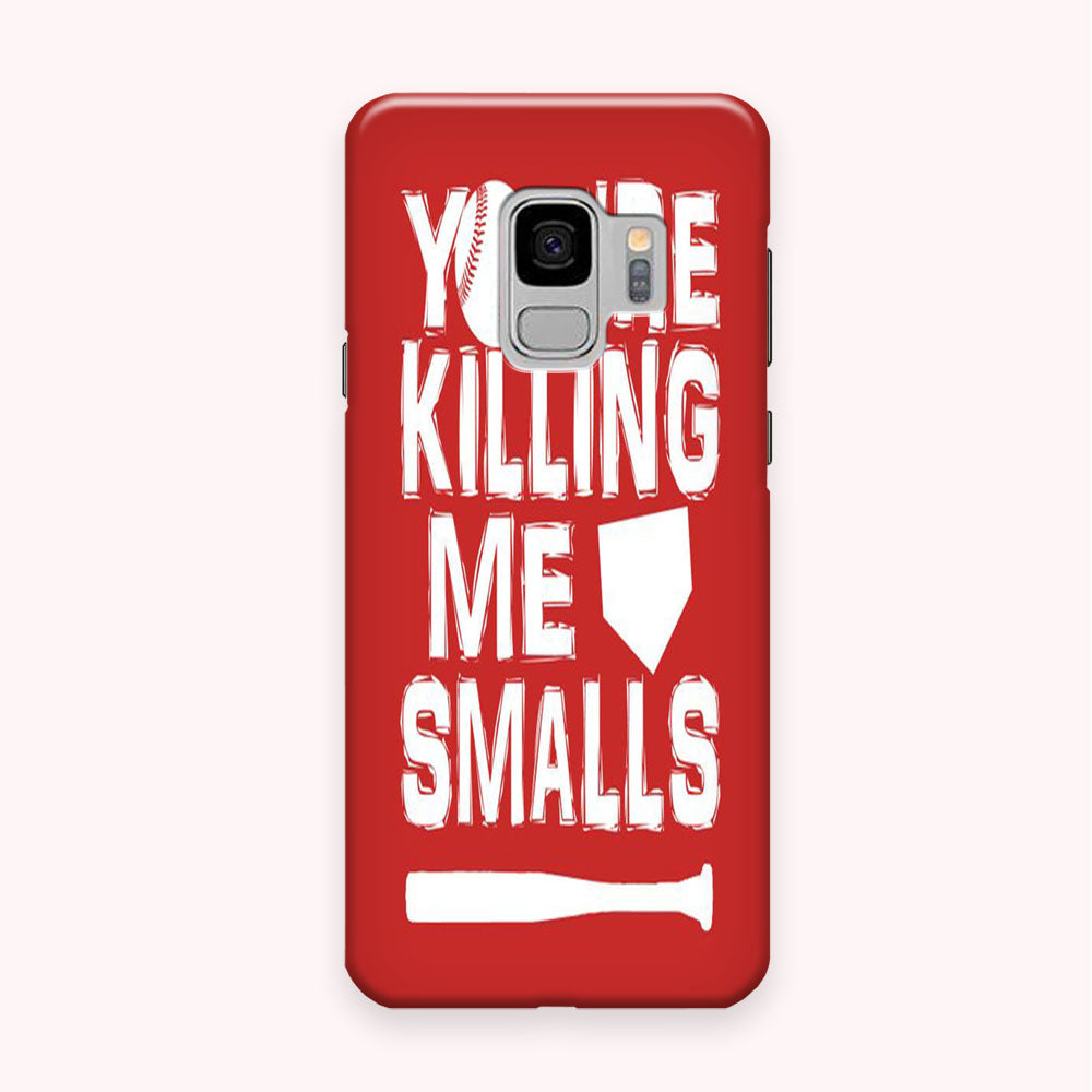 Wallpaper Red Small Quote Samsung Galaxy S9 3d Case Myltastore