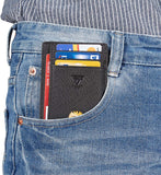 Card Holder Slim Minimalist Front Pocket
