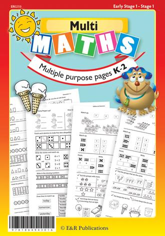 Multi-Maths K-2 EBOOK