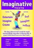 Text Types digital posters, stage 3