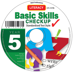 CD: Basic Skills, Literacy, Year 5