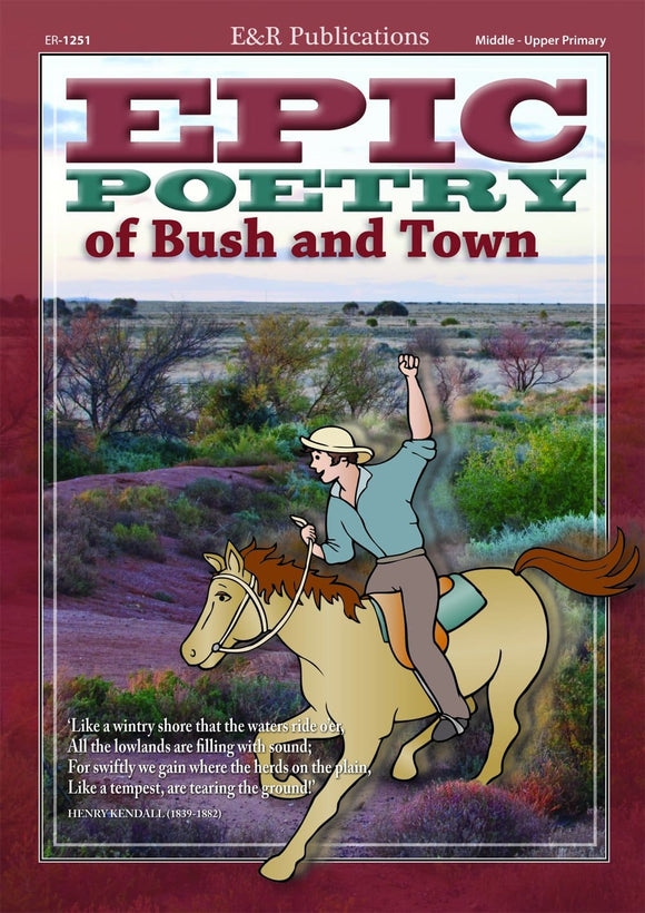 1251 | Epic Poetry of Bush and Town