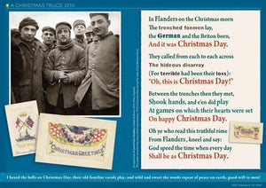 1554 World War 1 Christmas truce
