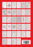 1556 | Classic Christmas Patterns Outlines