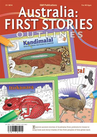 1814 | Australia: First Stories Outlines