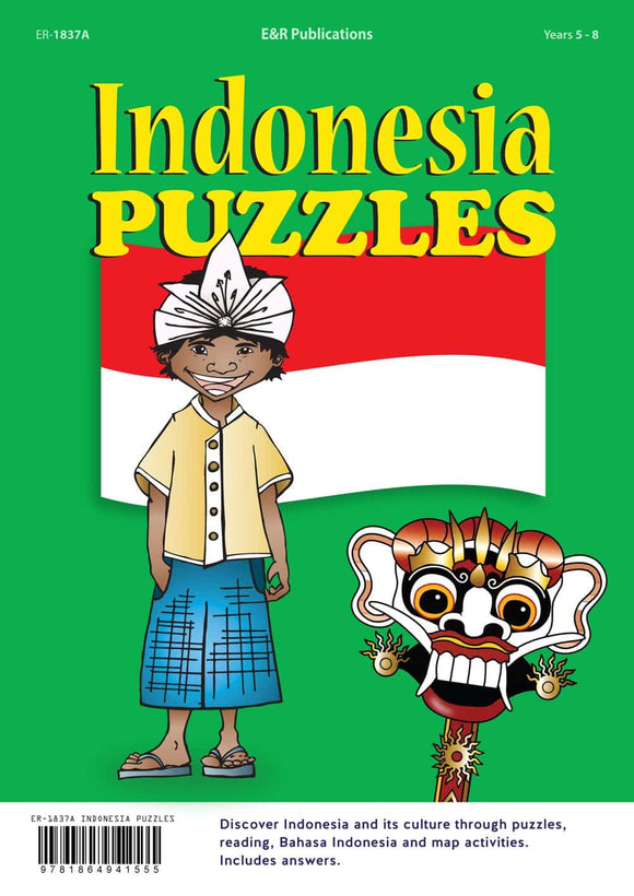 1837A | Indonesia Puzzles