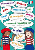 French Language Posters, digital version