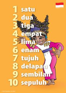Indonesian Language Posters, digital version