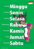 2982P | Indonesian Language Posters