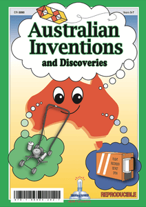 3090 | Australian Inventions and Discoveries