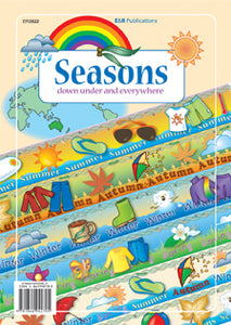 3522 | Seasons activity book