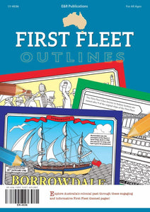 First Fleet Outlines, Year 4, EBOOK