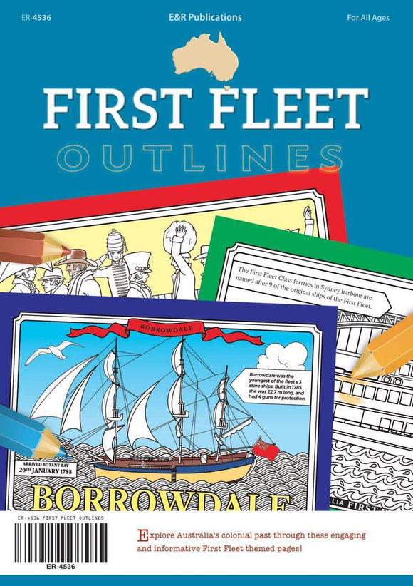 4536 | First Fleet Outlines, Year 4