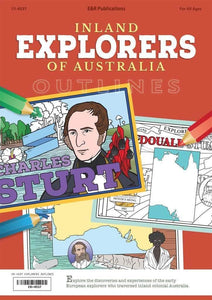 4537 | Inland Explorers Outlines, Year 5