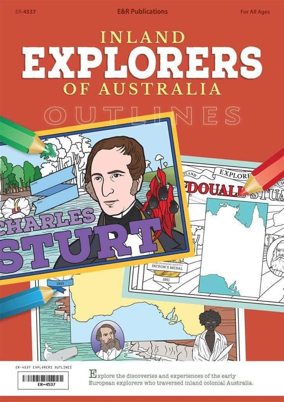 Inland Explorers Outlines, Year 5