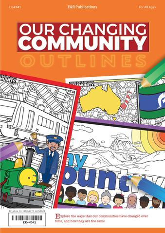 Our Changing Community Outlines, Year 3, ebook