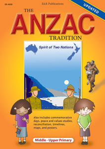 4600 | The Anzac Tradition MP