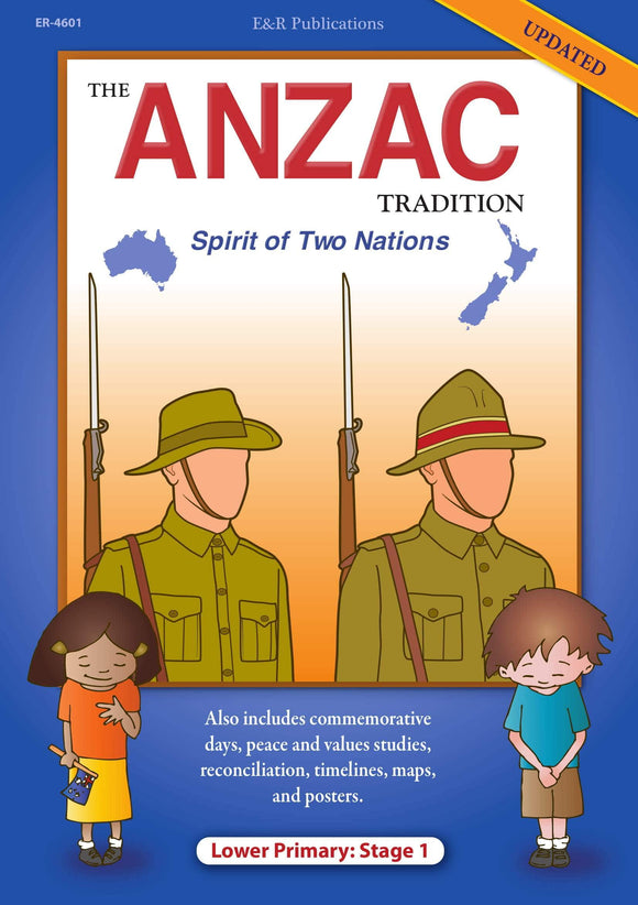4601 | The Anzac Tradition LP