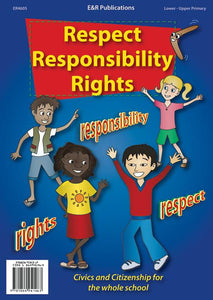 4605P | Respect, Rights, Responsibility book