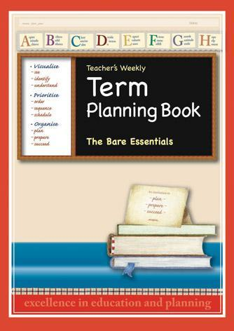 9000T | Term Planning Book (undated) - The Bare Essentials