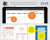 9000e | Digital Planner: Interactive Teacher's Weekly