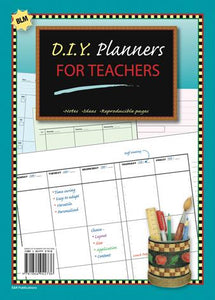 9005 | DIY Teacher's Planner Printables