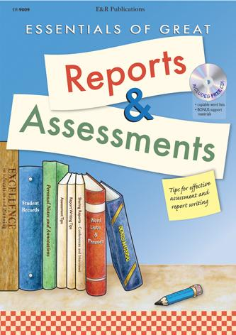 Report and Assessment Tips and Tricks