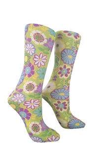 Soxtrot Kids Knee High - Daisy Dancin