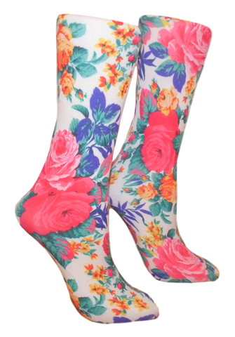 Soxtrot Knee High - Gypsy Rose