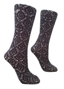 Soxtrot Knee High - Lace Stockings