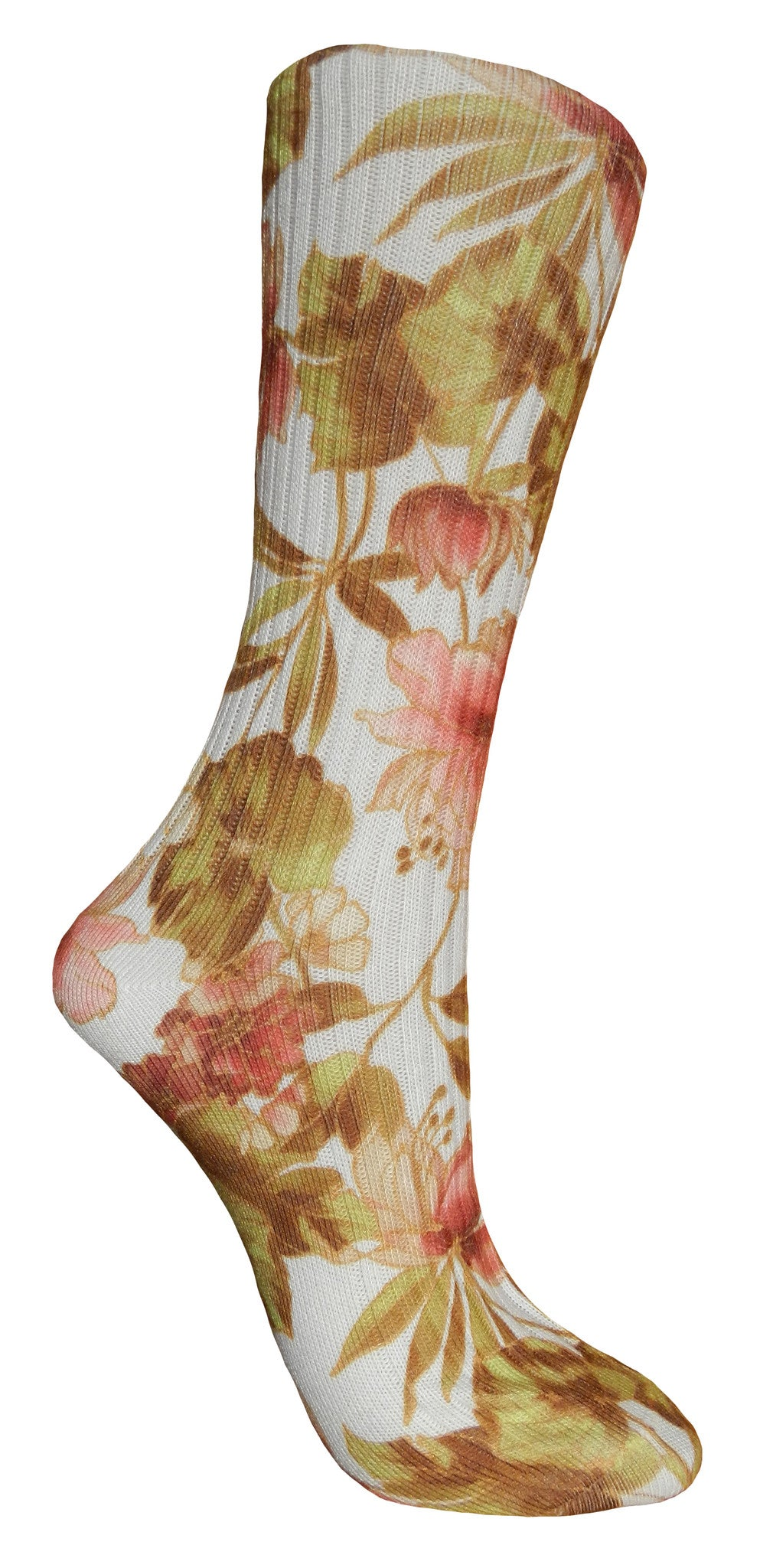 Soxtrot Cotton Sox - Lily of the Incas