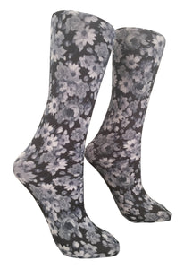 Soxtrot Knee High - Night Garden