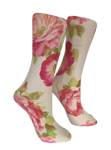 Soxtrot Knee High - Spring Blossom