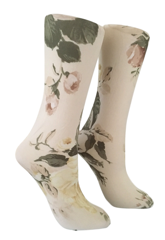 Soxtrot Knee High - Neutral Rose