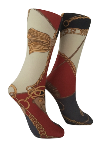 Soxtrot Knee High - Derby