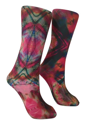 Soxtrot Knee High - Prismatic