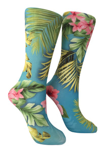 Soxtrot Knee High - South Pacific