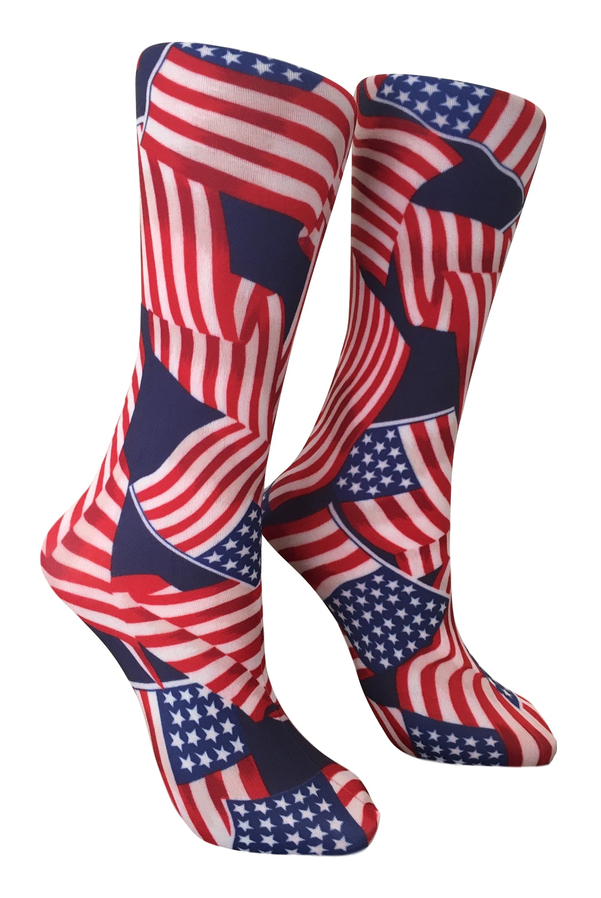 Soxtrot Knee High - Stars & Stripes